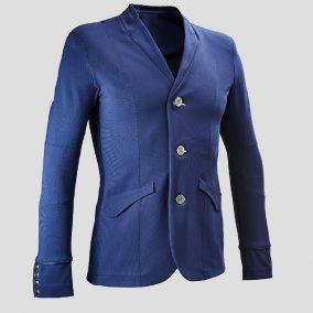 Horse Pilot Herren-Turnierjacket Aerotech in blau