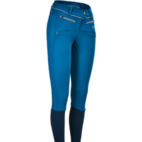 Horse Pilot Damen-Reithose X Balance royal blau