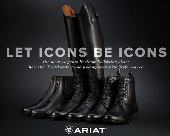 Ariat Heritage Kollektion