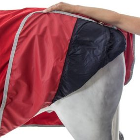 Horseven Regendecke Freedom Turnout Innenseite