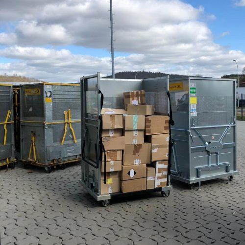 Retouren: Der Luxus des Gratis-Paketaufklebers